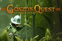 В казино Вулкан играть в Gonzo's Quest