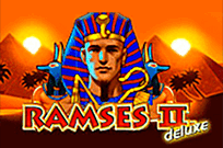 В казино Вулкан играть в Ramses II Deluxe