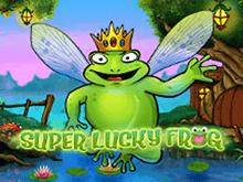 На сайте Вулкан Удачи Удачливая Лягушка