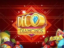 Deco Diamonds в мобильной версии Вулкана