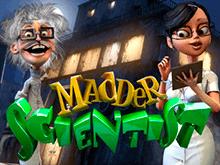 Играйте в слот Madder Scientist на мобильном телефоне
